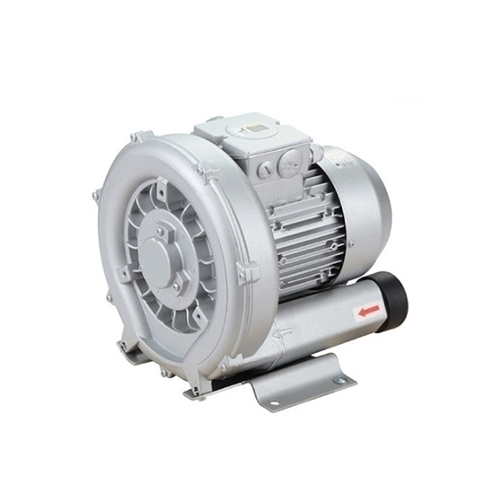 3 Phase 3 hp (2.2kW) Regenerative Blower, 380V, 124 cfm