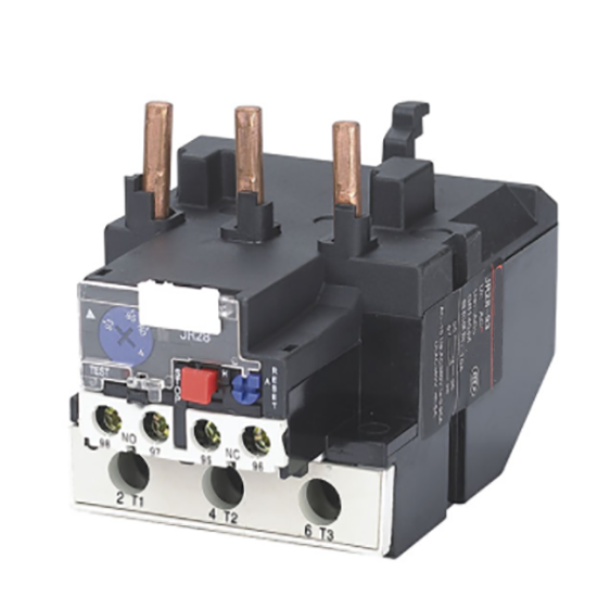 0.1~6 Amp Thermal Overload Relay, 220V, 3-Phase