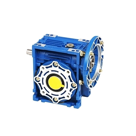 50mm Worm Gearbox, Ratio 5:1 to 100:1, 27 N.m