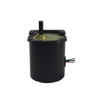 60 rpm AC Synchronous Gear Motor, 24V/110V/220V