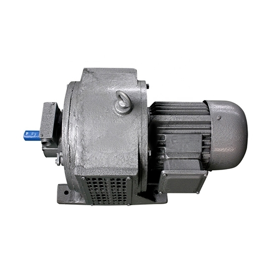 500W 3-Phase Asynchronous Motor with Clutch