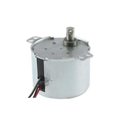 2.5 rpm AC Synchronous Gear Motor, 12V/24V/110V/220V