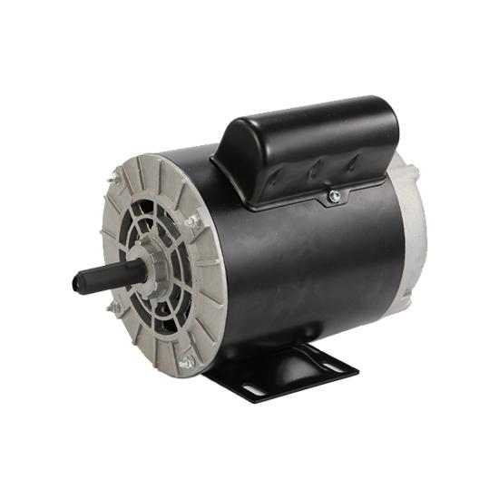 """1 hp (0.75 kW) Air Compressor Motor, 115/ 230V, 5/8"""" Shaft"""