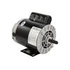 "Picture of 1.5 hp (1.1 kW) Air Compressor Motor, 115/ 230V, 5/8"" Shaft"
