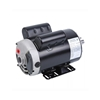 "Picture of 2 hp (1.5 kW) Air Compressor Motor, 115/ 230V, 5/8"" Shaft"