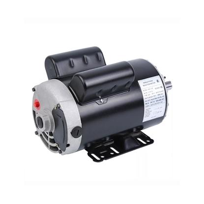 """2 hp (1.5 kW) Air Compressor Motor, 115/ 230V, 5/8"""" Shaft"""