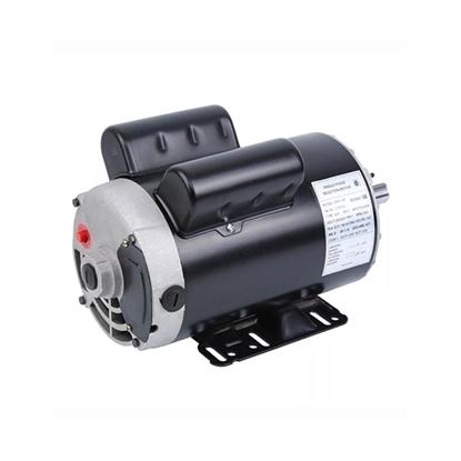 """5 hp (3.7 kW) Air Compressor Motor, 208-230V, 7/8"""" Shaft"""