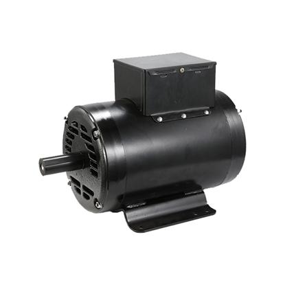 """10 hp (7.5 kW) Air Compressor Motor, 208-230V, 1-3/8"""" Shaft"""