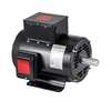 "Picture of 10 hp (7.5 kW) Air Compressor Motor, 208-230V, 1-3/8"" Shaft"