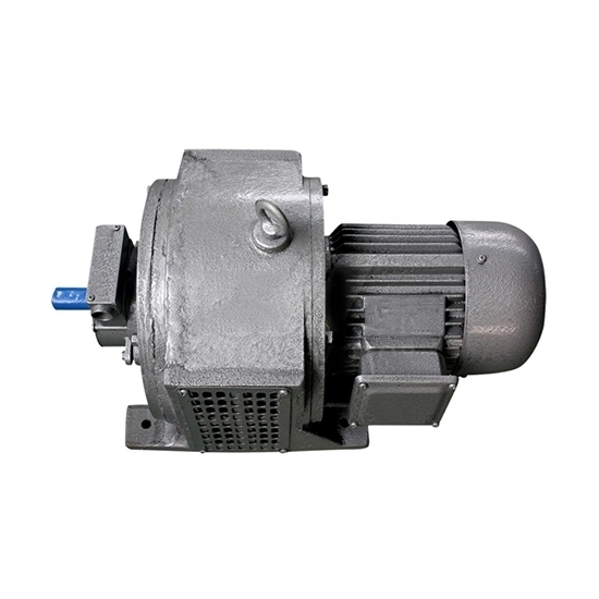 2hp (1.5kW) 3-Phase Asynchronous Motor with Clutch