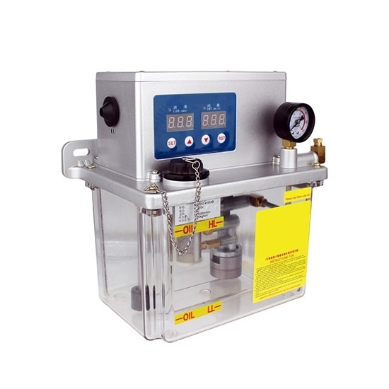 Automatic Oil  Lubrication Pump with Motor