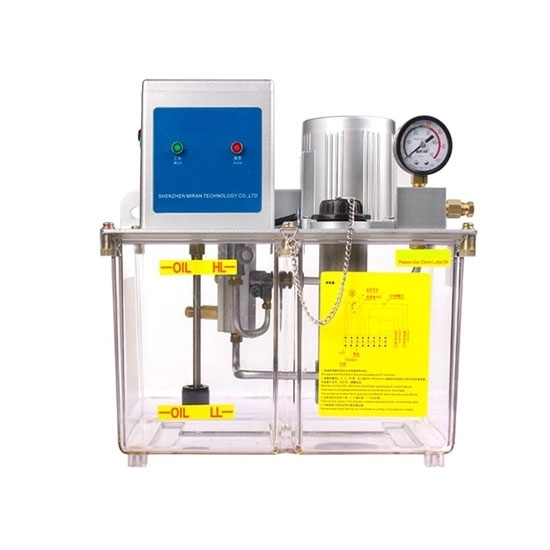 Automatic Oil  and Grease Lubrication Pump