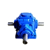 Picture of 5 hp 1450 rpm Spiral Bevel Right Angle Gearbox, 1:1/ 2:1