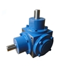 Picture of 100 hp 1500 rpm Spiral Bevel Right Angle Gearbox, 1:1/ 2:1
