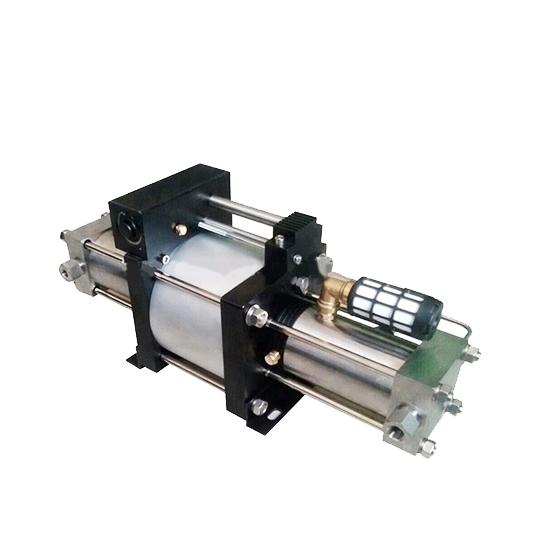 60:1 Air Pressure Booster, 25-480 bar (362-6961 psi)