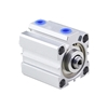 Picture of Compact Pneumatic Cylinder, 100mm Bore, 100mm Stroke, Double acting