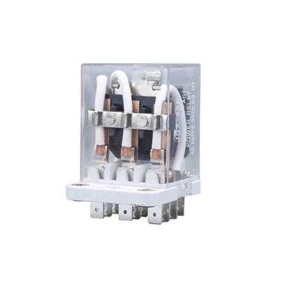 Electromagnetic Relay, 3PDT, 12/24/48/110/220V