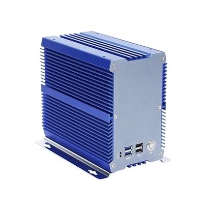 Embedded Fanless Industrial PC, Core i5 i7, Celeron 3865U