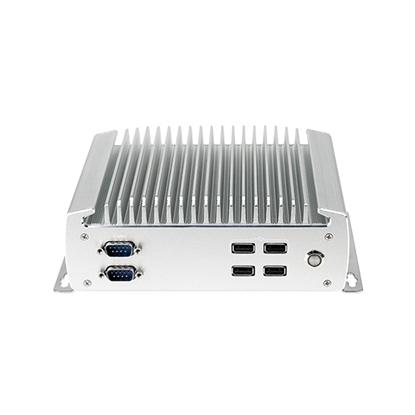 Mini Fanless Industrial PC, Celeron J1900, Linux/Win 7