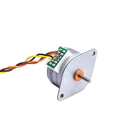 Nema 6 Micro Stepper Motor, 3V/ 5V, 2 Phase, Bipolar