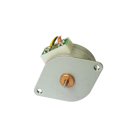 Nema 10 Micro Stepper Motor, 6V/ 24V, 15 Degree, Bipolar