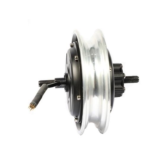 10 Inch Hub Motor, 350W, 36V/ 48V, 30 N.m, Gearless