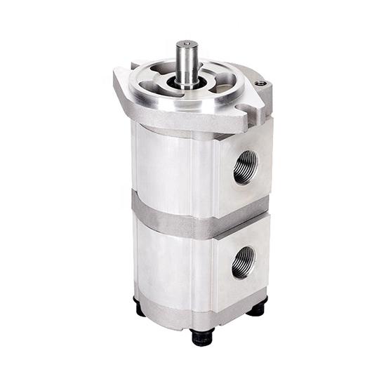 11/13/18/20 GPM Hydraulic Tandem Gear Pump, 3600 psi