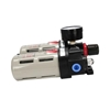 """Picture of 1/4"""" Air Filter & Regulator FRL Combination Unit"""