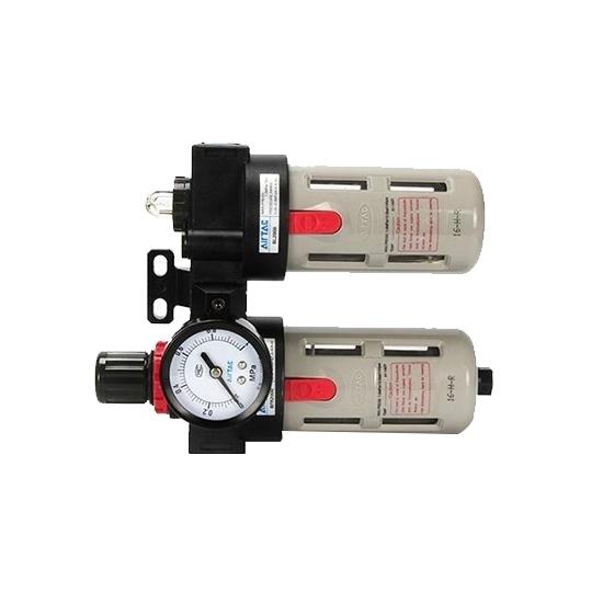 """3/8"""" Air Filter & Regulator FRL Combination Unit"""