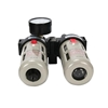 """Picture of 3/8"""" Air Filter & Regulator FRL Combination Unit"""