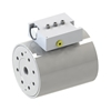 Picture of 2800~6700 N.m Hydraulic Rotary Actuator, 200°~220°