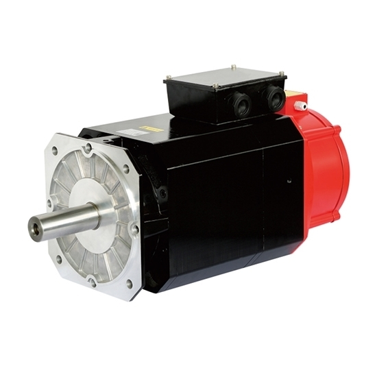 5 hp (3.7 kW) AC Servo Spindle Motor, 24 Nm, 1460 rpm