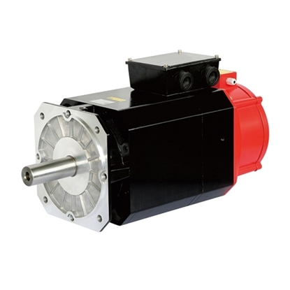 11 kW AC Servo Spindle Motor, 70 Nm, 1500 rpm