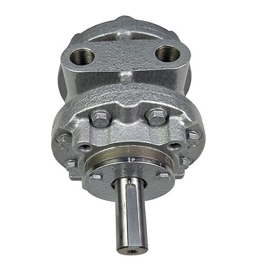 5hp (3.9kW) Pneumatic Vane Air Motor