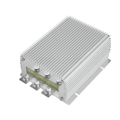 DC-DC Boost Converter, 12V to 48V