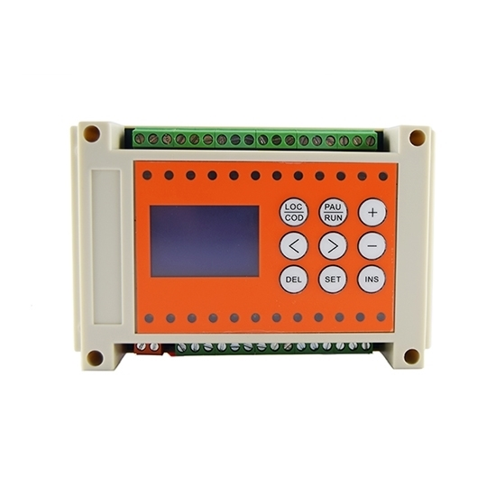Programmable Timer Relay, 12-Input 12-Output, 24V DC