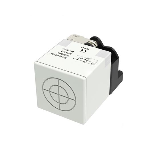 Analog Output Proximity Sensor, Inductive, M12