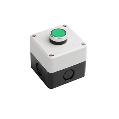 Push Button Switch, 1 NC/1 NO, 22 mm