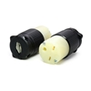 Picture of 15A 250V Locking Plug, 2 Pole, 3 Wire