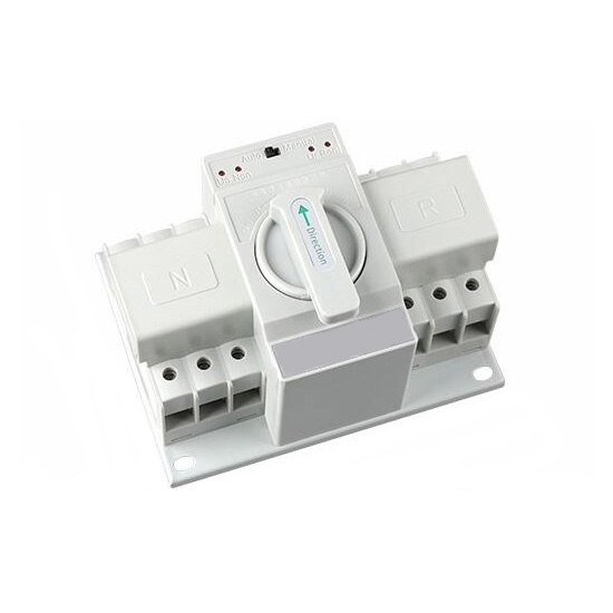 Automatic Transfer Switch, 3/4 Pole, 6 to 63 Amps