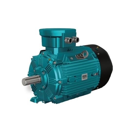 1.5hp (1kW) Explosion Proof Motor, 380V, 2P/ 3P/ 4P