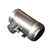 Picture of 370W Stainless Steel Motor, 3 Phase, B3/ B5/ B14