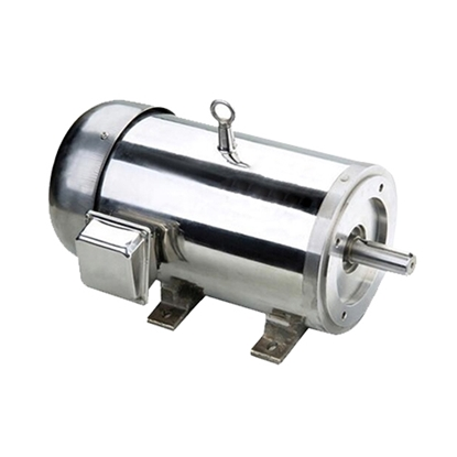 1hp (0.75kW) Stainless Steel Motor, 3 Phase, B3/ B5/ B14