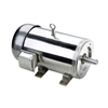 Picture of 3hp (2kW) Stainless Steel Motor, 3 Phase, B3/ B5/ B14