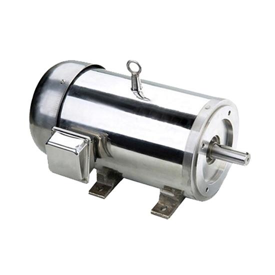 7.5hp (5.5kW) Stainless Steel Motor, 3 Phase, B3/ B5/ B14
