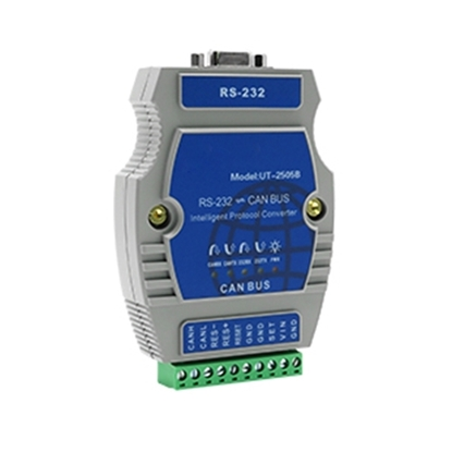 RS232 to CAN BUS Converter, Two-way Conversion