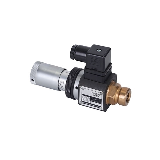 Oil Pressure Switch, 15 to 60 Bar