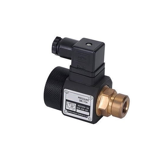 Oil Pressure Switch, 4 to 25 Bar