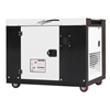 Picture of 8kW (10kVA) Portable Diesel Generator, 1 Phase/3 Phase