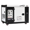 Picture of 9kW (11kVA) Silent Diesel Generator, 1 Phase/3 Phase